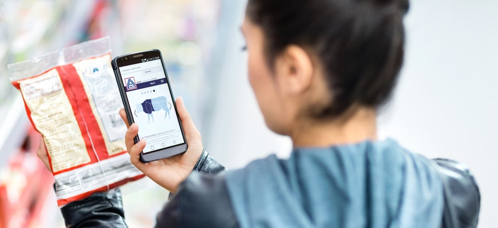 Mobile shopping: determine the future of retail with ALDI North